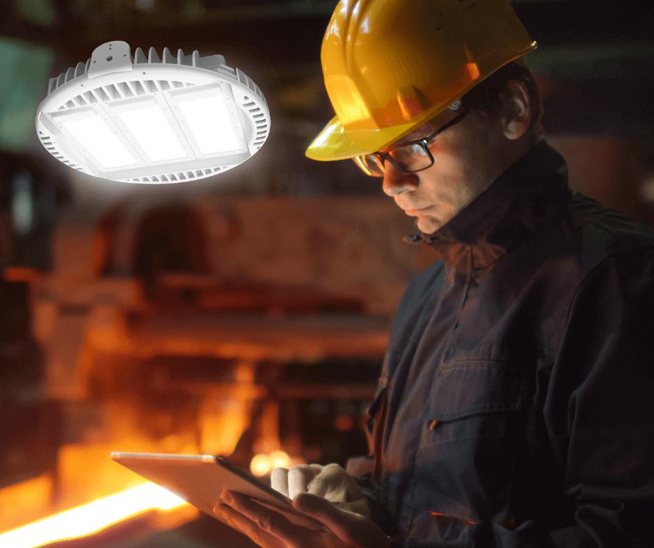 LED lámpák extrém magas környezeti hőmérsékletben