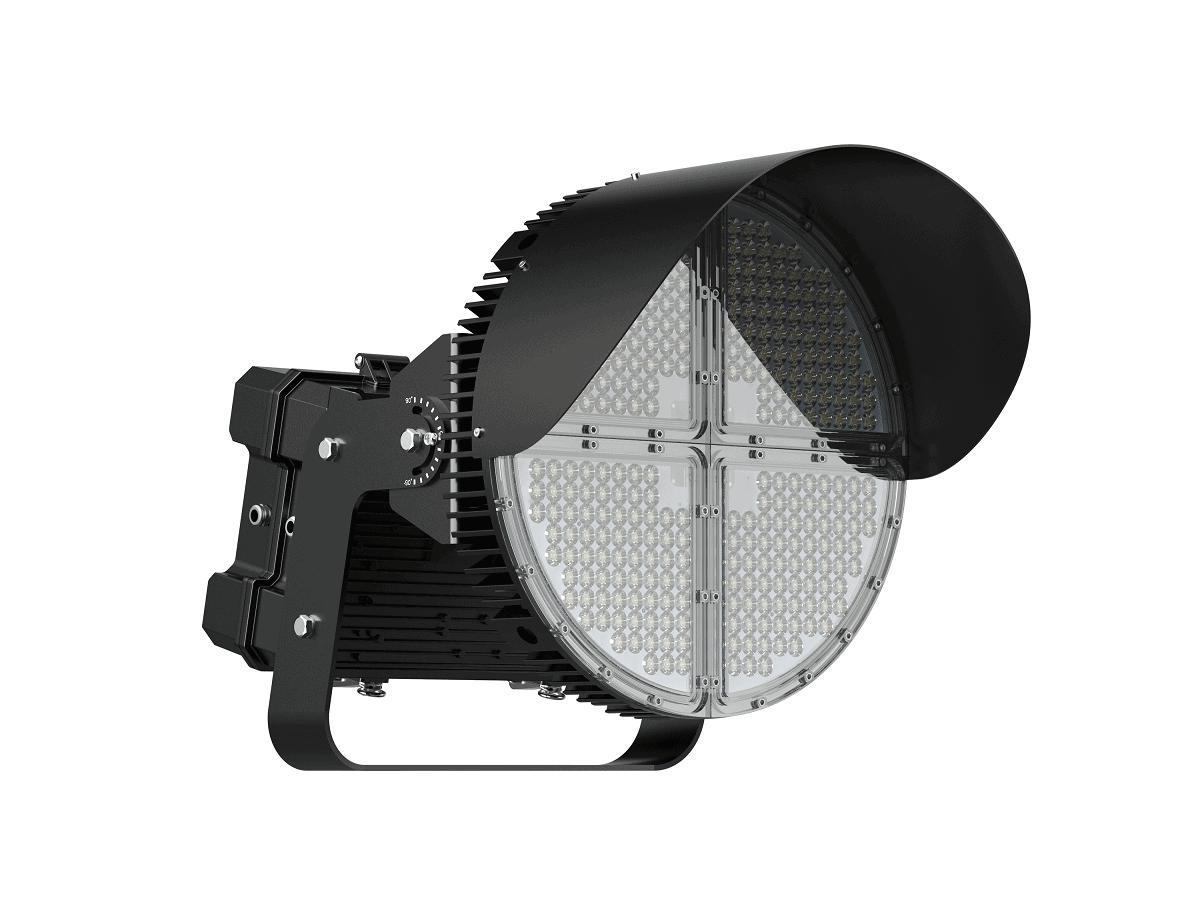 MBL-GC27 800-1200W kerek fényvető sportvilágításhoz