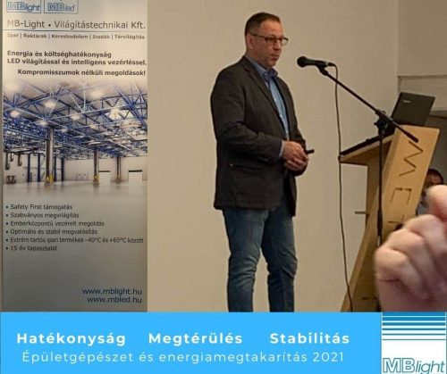 Épületgépészet és Energiamegtakarítás 2021 konferencia